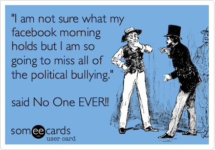 """I am not sure what my