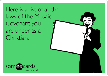 Here is a list of all the