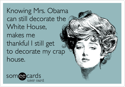 Knowing Mrs. Obama
