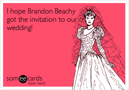 I hope Brandon Beachy