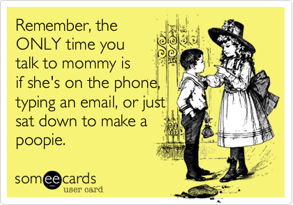 Remember, the