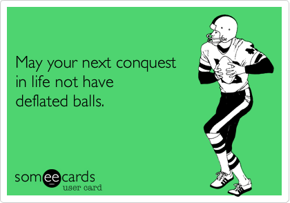 May your next conquest