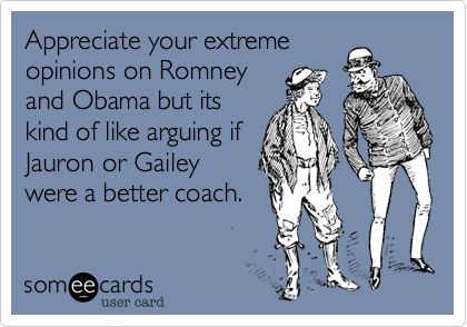 Appreciate your extreme