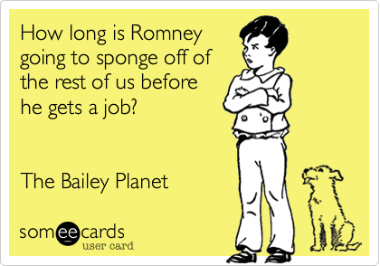 How long is Romney 