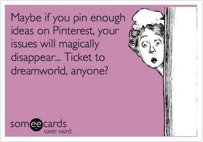Maybe if you pin enough