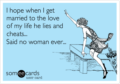 I hope when I get