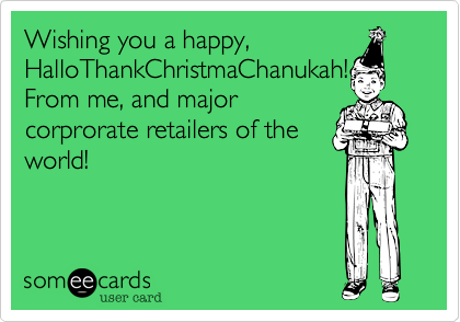 Wishing you a happy,