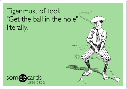 Tiger must of took 