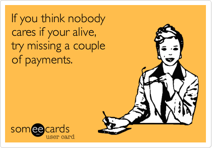 If you think nobody 