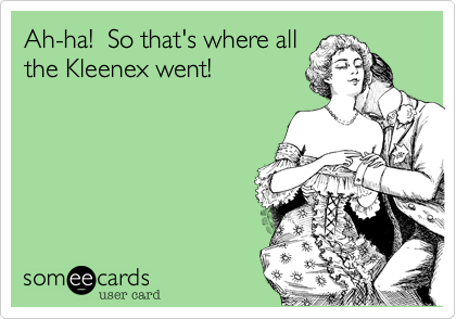 Ah-ha!  So that's where all