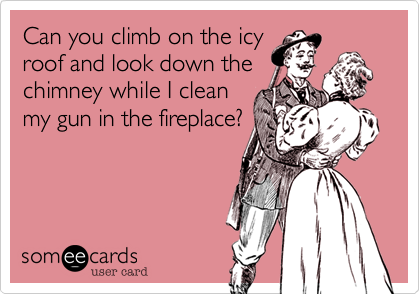 Can you climb on the icy