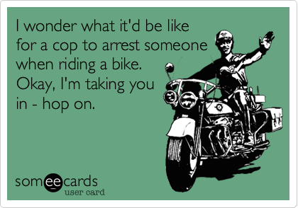 I wonder what it'd be like