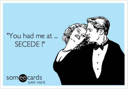 """You had me at ...