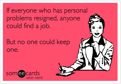 If everyone who has personal
