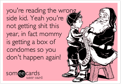 you're reading the wrong