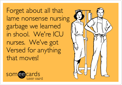 Forget about all that