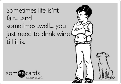 Sometimes life is'nt