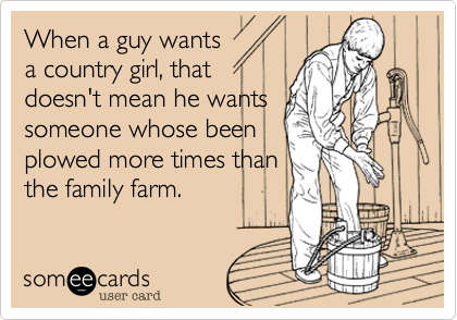 When a guy wants