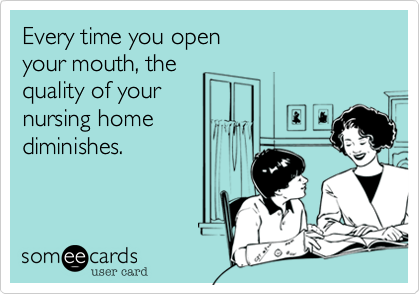 Every time you open 