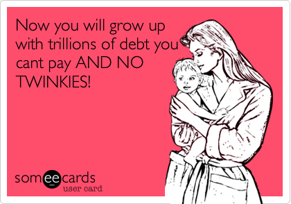 Now you will grow up
