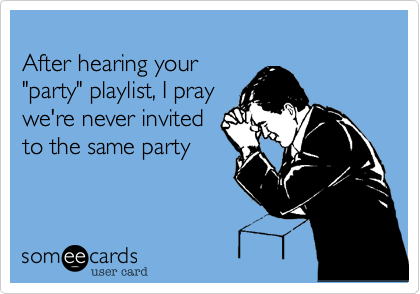 After hearing your