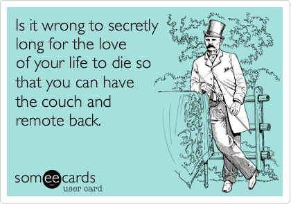 Is it wrong to secretly