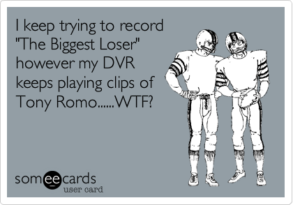 I keep trying to record