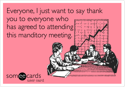 Everyone, I just want to say thank you to everyone who 