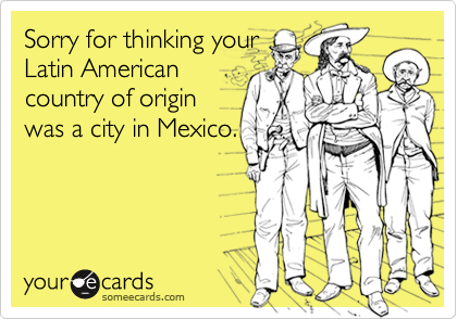 Sorry for thinking your