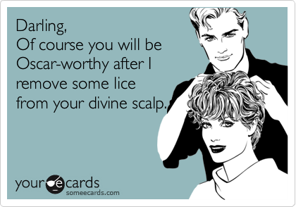 Darling,