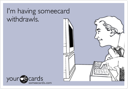I'm having someecard 