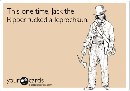 This one time, Jack the