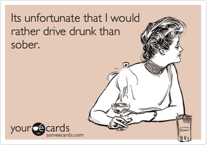 Its unfortunate that I would