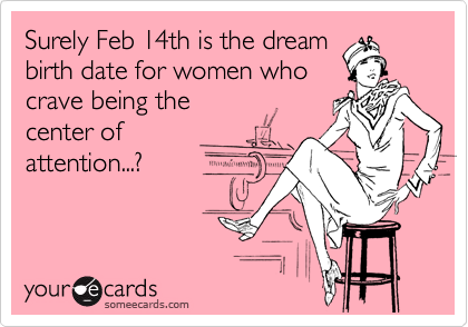 Surely Feb 14th is the dream