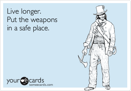 Live longer.