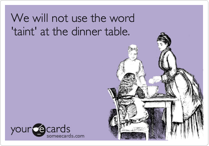 We will not use the word