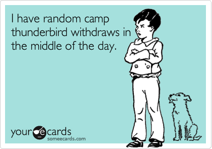 I have random camp