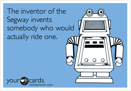 The inventor of the