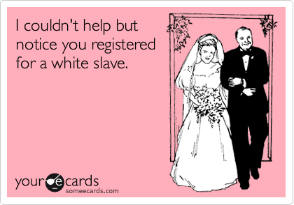 I couldn't help but
