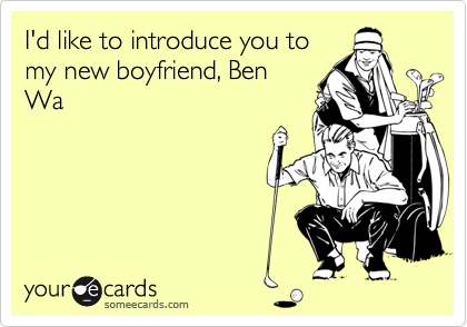 I'd like to introduce you to