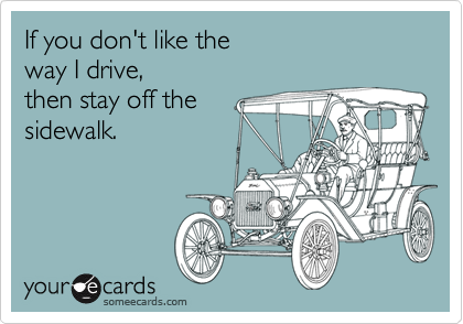 If you don't like the