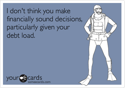 I don't think you make