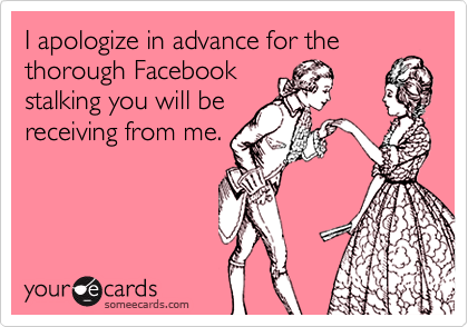 I apologize in advance for the