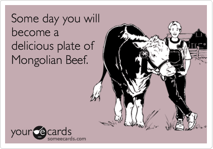 Some day you will