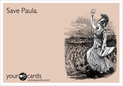 Save Paula.