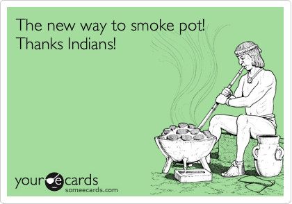 The new way to smoke pot! 