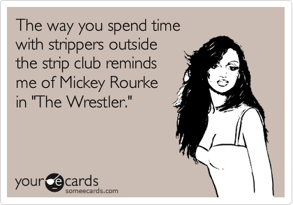The way you spend time