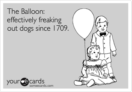 The Balloon: