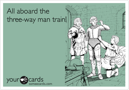 All aboard the