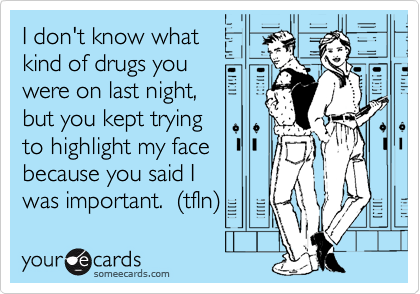 I don't know what